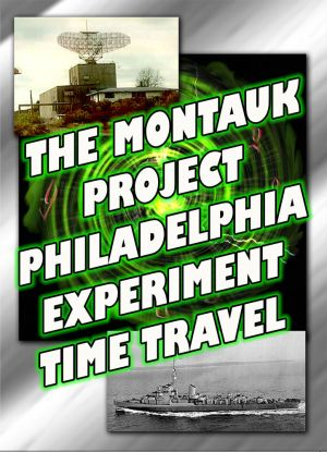The Montauk Project, Philadelphia experiment, Time travel - 3 DVD-ROMs boxed. MONTAUK, THE PHILADELPHIA EXPERIMENT & TIME TRAVEL      The Montauk Project was alleged to be a series of secret United States government projects conducted at Camp Hero or Montauk Air Force Station on Montauk, Long Island for the purpose of developing psychological warfare techniques and exotic research including time travel. Jacques Vallée describes allegations of the Montauk Project as an outgrowth of stories…