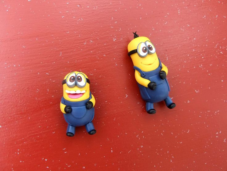 Need some help, so I made some Minions.