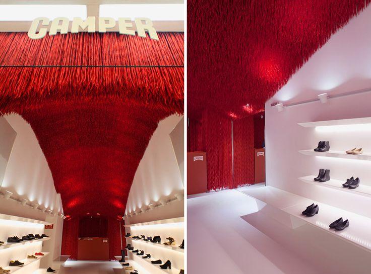 IF Design Award 2015 Interior Architecture Gold Winners Designboom
