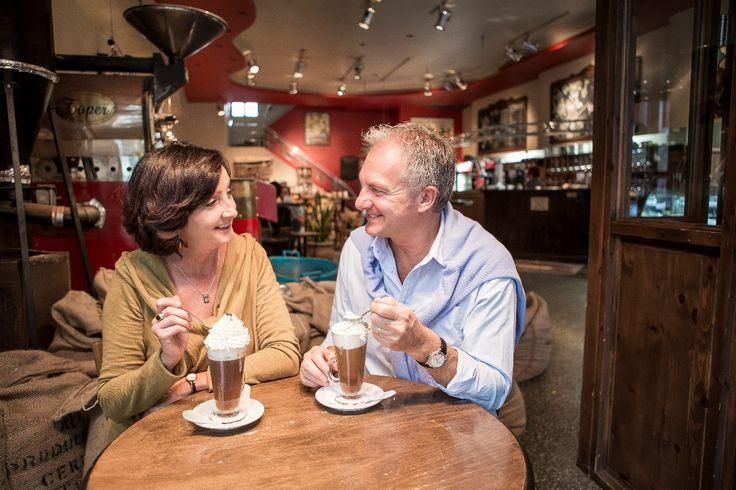 Maison de cafés Le Torréfacteur Photo : Mathieu Dupuis #cafe