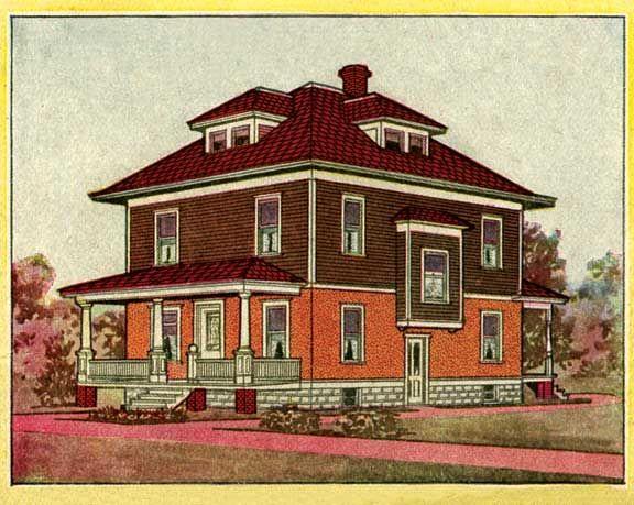 102 best Sears Kit Homes images on Pinterest | Floor plans, Log ...