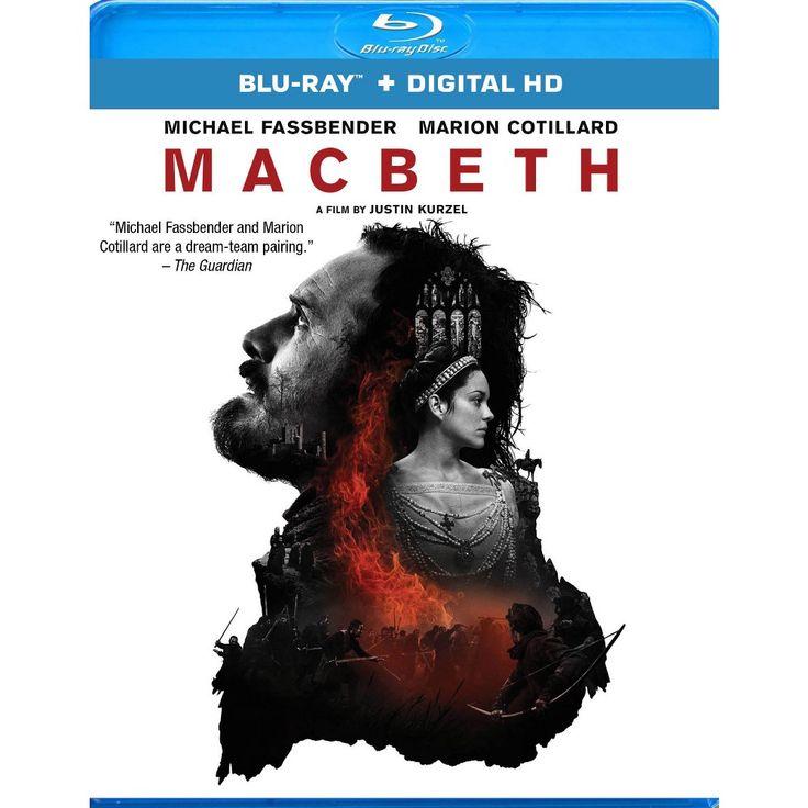 Macbeth Blu Ray 2016 In 2021 Macbeth Film Macbeth Poster Best Movie Posters