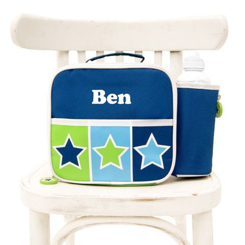 Personalised Lunch Bag Bright Star