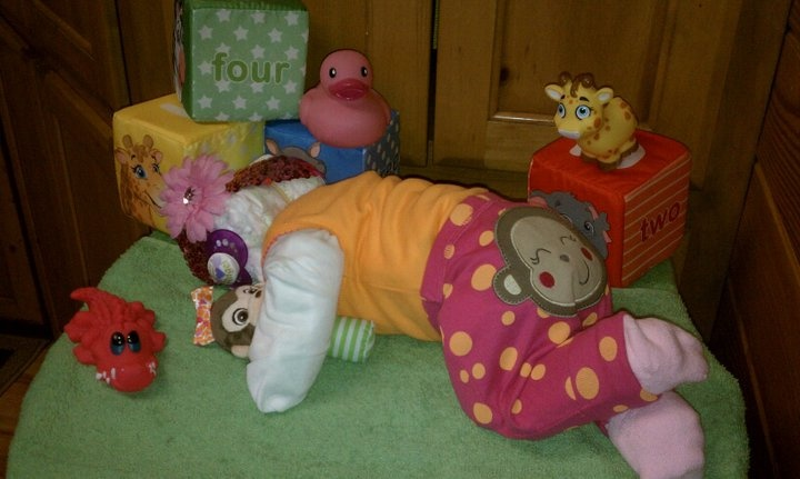 toy diaper baby | nutthouse crafts | Pinterest