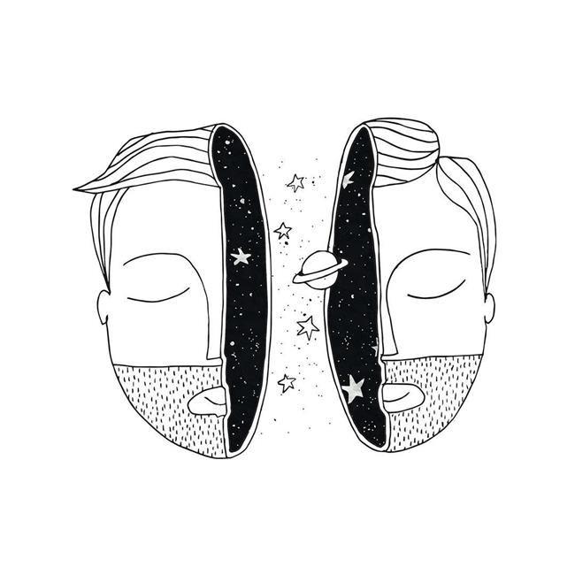 30+ Illustrationen der Gefühle eines gewöhnlichen Mannes von Fernando Cobelo