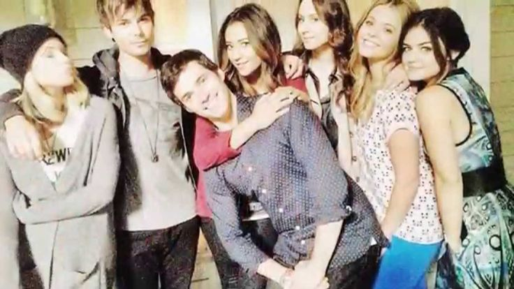 PLL Cast || Good Time