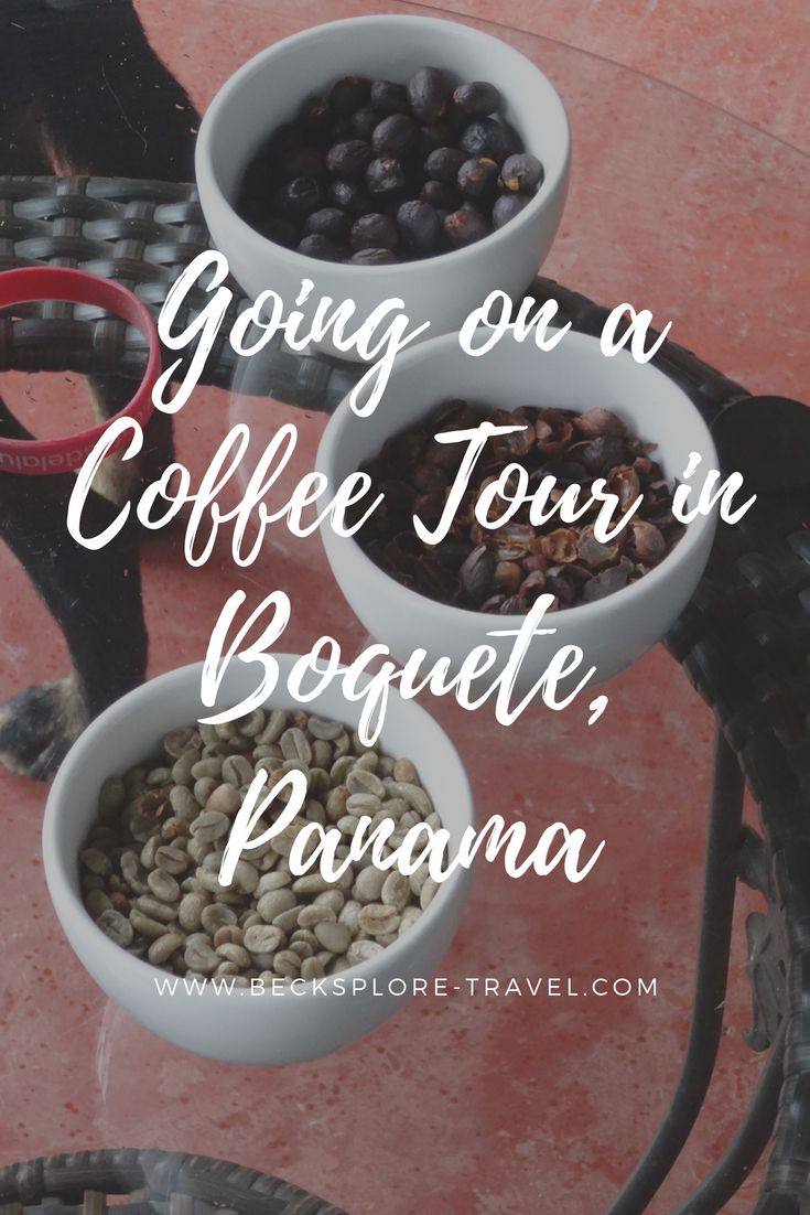 Going on a Coffee Tour in Boquete, Panama! #centralamerica #panama #travel #coffeetour #backpacking