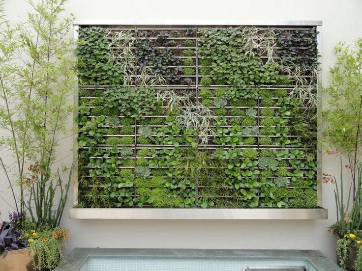95 best Vertikale Grten images on Pinterest Gardening Vertical