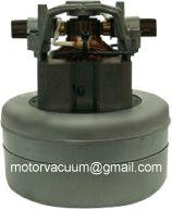 Ametek Motor Vacuum | Motor Dry | Motor Wet & Dry | Motor Blower | 220VAC, 36VDC | Accessories: Ametek 119655-00