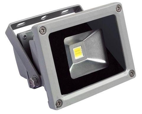 Reflector LED Tipo Flood de 10 Watts Para Exterior