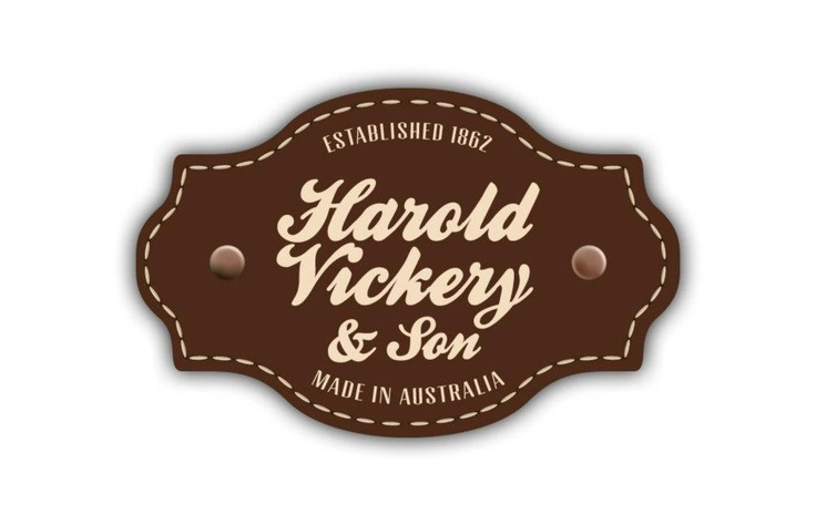 Logo design for Harold Vickery & Son, Wauchope
