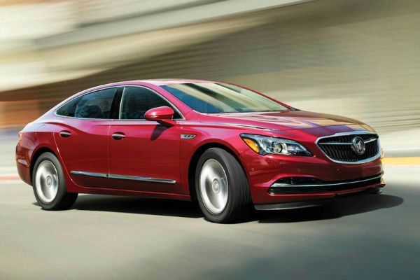 2020 Buick Lacrosse China In 2020 Buick Lacrosse Luxury Sedan Buick