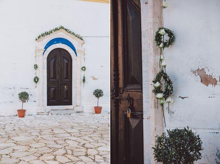 Church Decoration is simple but elegant!
