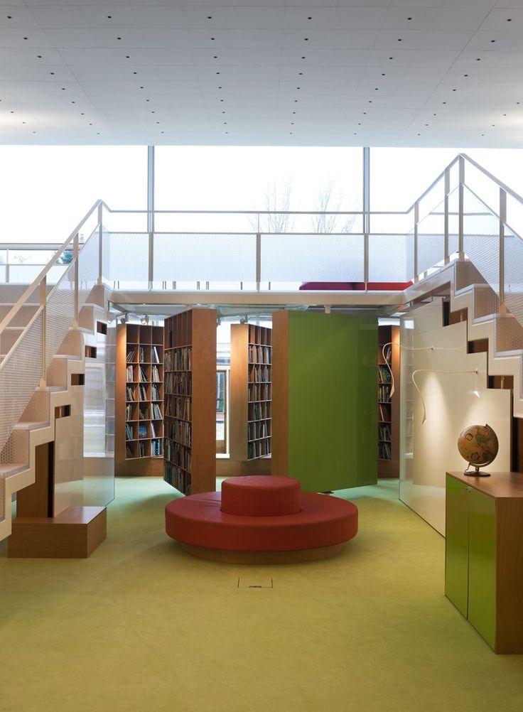 Munkegaard School, Gentofte, 2009 - Dorte Mandrup