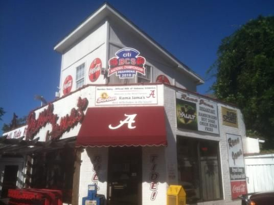 Check out the 5 best restaurants to indulge in on gameday weekends in Tuscaloosa.
