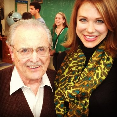 'Girl Meets World' Is Officially Happening! - Legendary William Daniels, who played Mr. Feeny is confirmed to appear in the sequel's pilot episode!