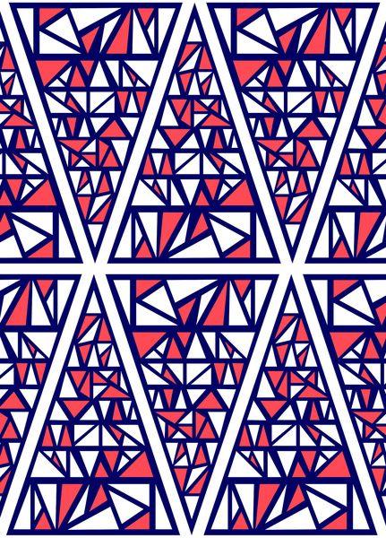 Geometrisch, wiskundige figuren