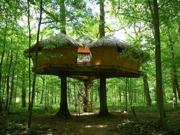 La Cabane en L'Air, France :)