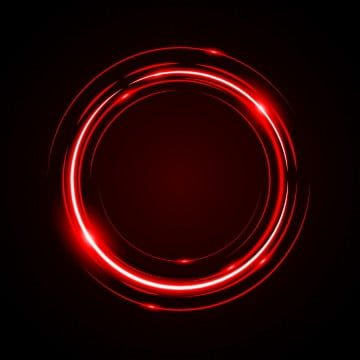 Abstract Circle Light Red Vector Background Disc Event Futuristic Png And Vector With Transparent Background For Free Download Circle Light Black Background Images Vector Background