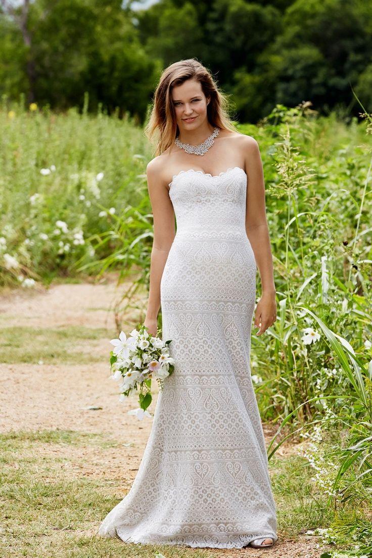 Nature wedding dress  Best  Dress ideas on Pinterest  Wedding frocks Short wedding
