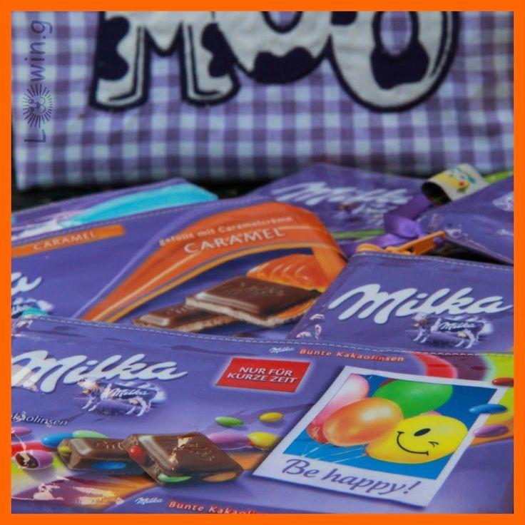 ... Schokoladenrausch.   Die Schokitaschen sind ja altbekannt ( siehe mein 5. Blogpost ) doch allzeit und immer beliebt. Nun habe ich mal e...