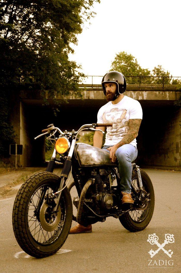ZJS250 Alpha first ride | Zadig Motorcycles