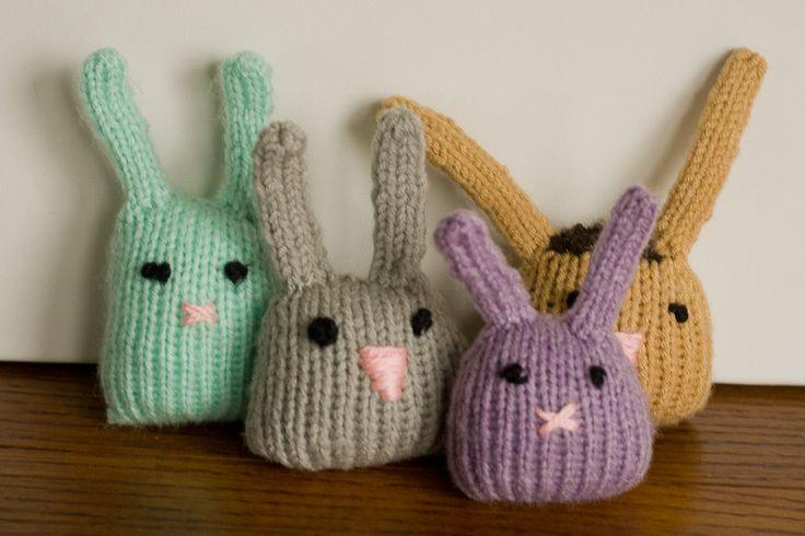 knitted amigurumi