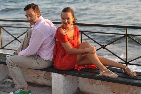 Eliana and Nicholas by Vassilis Zormpas