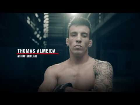 MMA Fight Night Long Island: Thomas Almeida - Focused on Victory