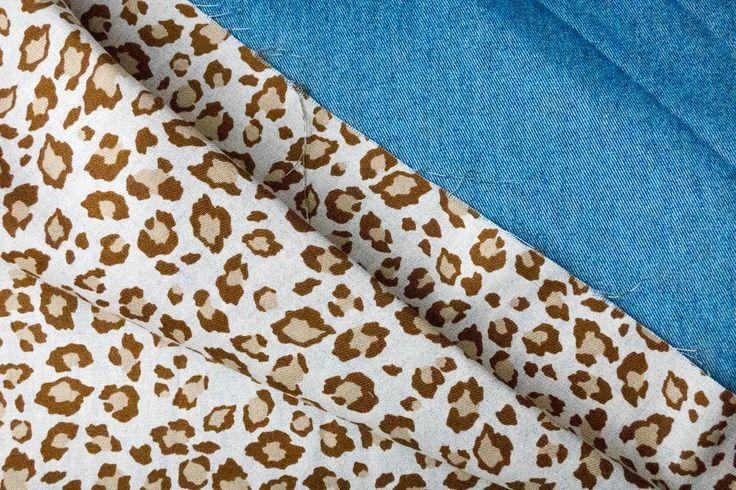 Stoff von Cosmo: Leopardenmuster