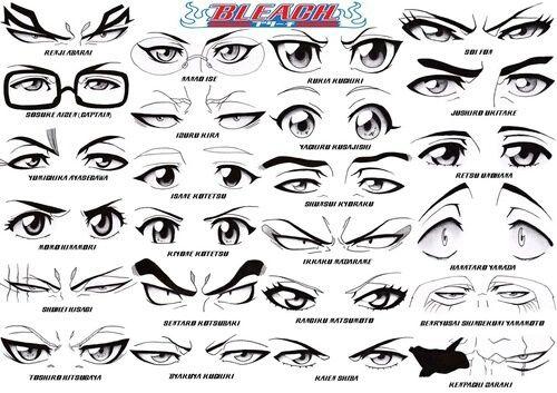 eyes of bleach characters