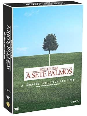 DVD A Sete Palmos - 2ª