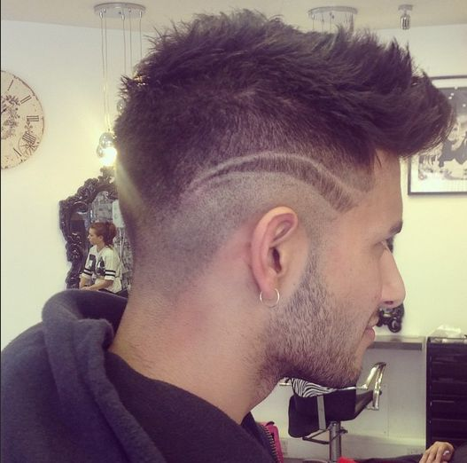 classic barber ideas