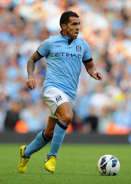 ~ Carlos Tevez on Manchester City ~