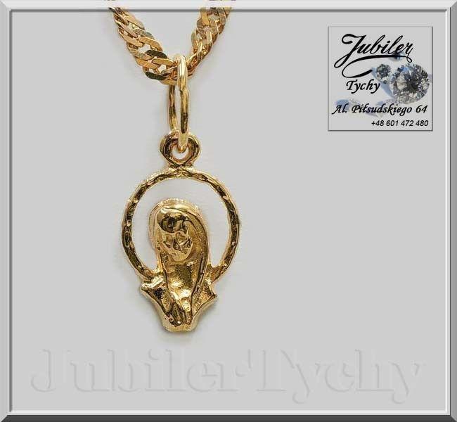Złota przywieszka medalik MATKA BOSKA złoty wisiorek BOZIA 🎁💎☀  #Złota #przywieszka #medalik #MATKA #BOSKA #złoty #wisiorek #BOZIA #Złoto #Gold #Złote #wisiorki #przywieszki #biżuteria #jubilertychy #Jubiler #Tychy #Jeweller #Pracownia #Złotnicza #Tyski #Złotnik #Zaprasza #Promocje:  ➡ jubilertychy.pl/promocje 💎