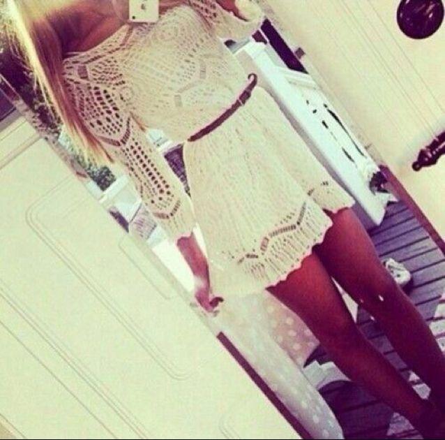 OMG Such a cute summer dress!