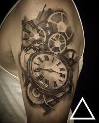 Risultati Immagini Per Tatuajes Reloj De Bolsillo Naturalart