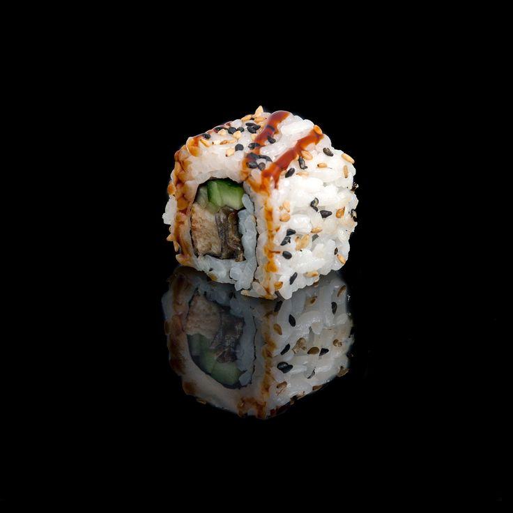 Tokyo / smoked eel, cucumber, sesame & sauce eel