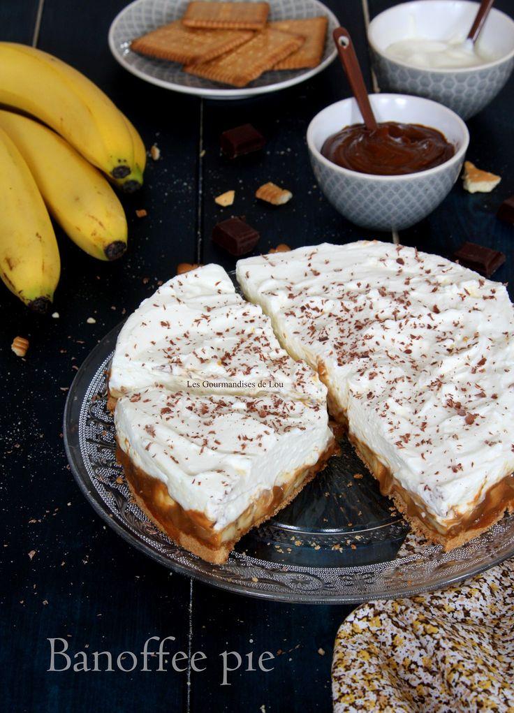 Banoffee pie : l'alliance parfaite de la confiture de lait, des bananes et de la crème chantilly pour régaler les plus gourmands