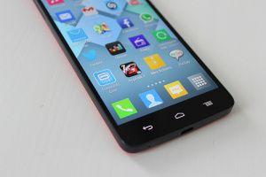 Faire une capture d'écran sur l' Alcatel One touch Idol X