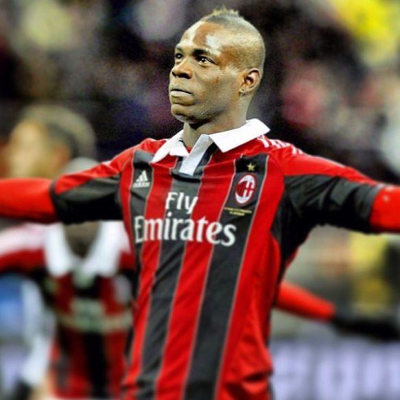 Mario Balotelli AC Milan. Football TeamSoccer ...