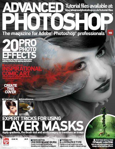 Advanced Photoshop UK - Issue 105, 2013 (True PDF)