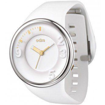 Reloj Minute Odm Correa Silicona Blanca http://www.tutunca.es/reloj-minute-odm-correa-silicona-blanca