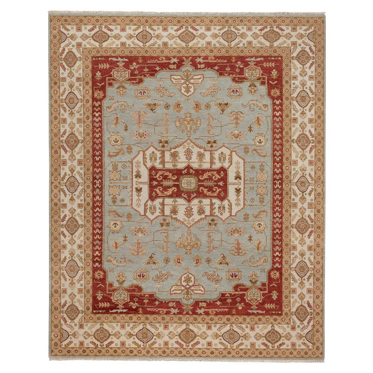 Capel Rugs Biltmore Plantation Voyage Hand Knotted Indoor Area Rug    1113RS05060806400