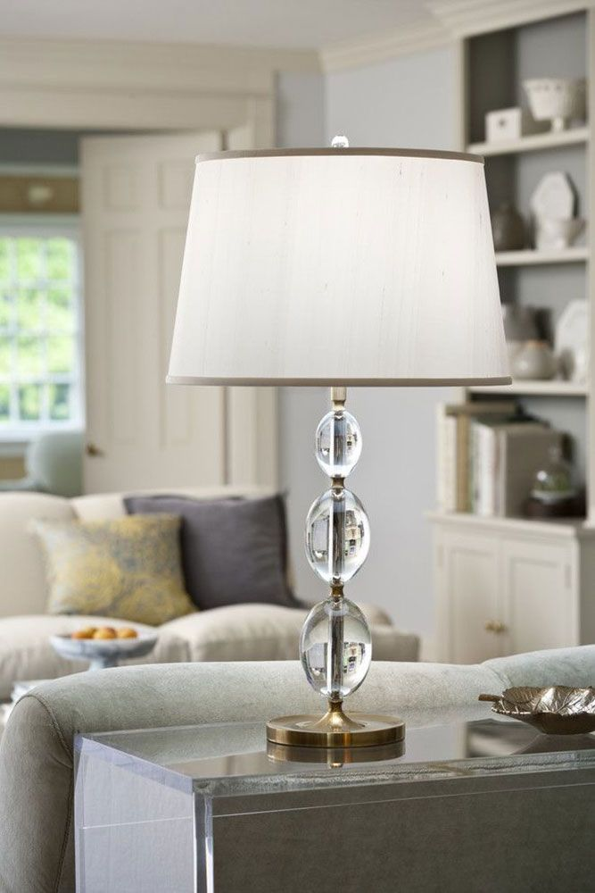 Best 25 Crystal Lamps Ideas On Pinterest