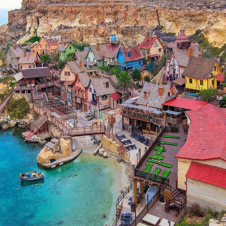 #Colourful #Monday at Popeye's Village! Who've been here already?   Featured Photographer: @kyrenian  Tag your #photos with #MaltaPhotography to get a chance to be #featured on @maltaphotography - www.mpify.com  #Popeye #village #old #movie #set #peace #relaxed #picturesque #colours #island #jj #Malta #May #Photography #instagramhub #instafamous #photooftheday #picoftheday #lonelyplanet #travel #destination #worlderlust #beautifuldestinations