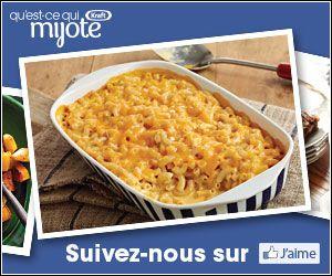 Recette de Macaroni au fromage, au bacon et à l'oignon grillé - Kraft Canada