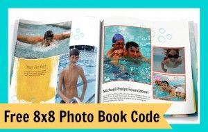 Shutterfly Coupon Code: Free 8×8 Hardcover Photo Book