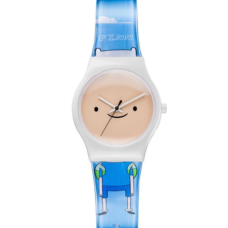 Adventure Time - Finn Analogue Watch - *BRAND NEW* #Zeon