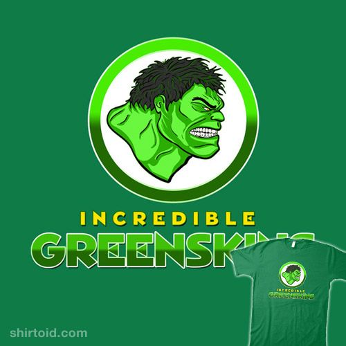 Incredible Greenskins